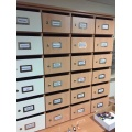 Office Lockable Pigeon Hole Units to Your Design
