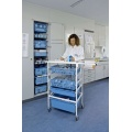 Hospital Theatre Stores Trolley Rack