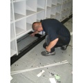 Hospital Roller Shelving Servicing and Repairs