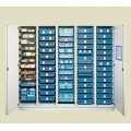 HTM71 Hospital Storage Cupboards