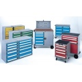 Hospital Surgical Instruments Drawer Cabinets