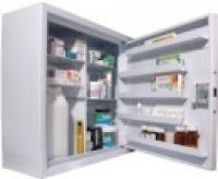 Hospital Secure Drugs Cabinet
