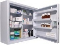 Hospital Secure Drugs Cupboard and Cabinet